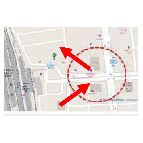徘徊見守りサービス「絆GPS」は設定エリア外に出た時メールでお知らせします