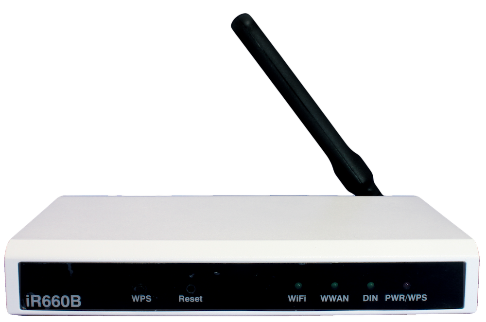 孤独死見守りサービス「絆ONE」で使用する、通信用SIMルーター(インターネット通信端末)